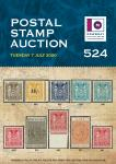 Mowbray Collectables Postal Stamp Auction #524