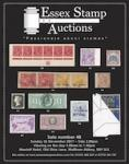 Essex Stamp Auctions Worldwide Public Auction No 48