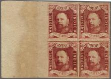 Corinphila Veilingen Auction 250-253 - Day 3 - Netherlands and former colonies - Single lots & Picture postcards