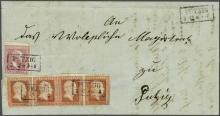 Corinphila Auction AG Day 4- Europe & Overseas, Zeppelin-Mail, Die Sammlung Erivan (Part I), Schweiz & Liechtenstein