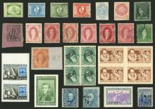 Guillermo Jalil - Philatino Auction # 2134 ARGENTINA: Fun auction including rarities of all periods