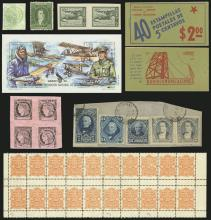 Guillermo Jalil - Philatino Auction # 2139 ARGENTINA: Mini October sale