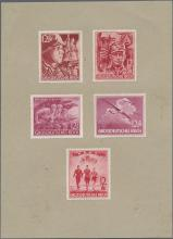 Auktionshaus Christoph Gärtner GmbH & Co. KG Single lots Germany + Picture Postcards. Auction #39 Day 5