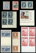Guillermo Jalil - Philatino Auction #1813-  ARGENTINA: general auction with very low starts!