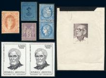 Guillermo Jalil - Philatino  Auction #1839 WORLDWIDE + ARGENTINA: October General Auction