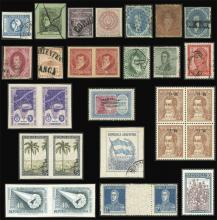 Guillermo Jalil - Philatino Auction # 1918 ARGENTINA: