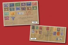 Yorkshire Cover Auction Postal History Sale #111