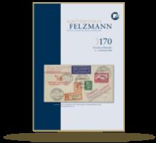 Auktionshaus Ulrich Felzmann GmbH & Co. KG Auction 170 International Autumn Auction 2020 Day 3