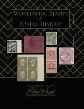 Robert A. Siegel International Sale 1229 Worldwide Stamps and Postal History