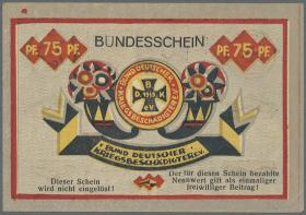 Auktionshaus Christoph Gärtner GmbH & Co. KG Sale #47 Banknotes Worldwide & Germany, Numismatics