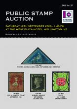 Mowbray Collectables ​Public Stamp Auction #37