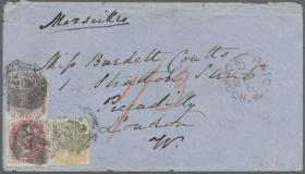 Auktionshaus Christoph Gärtner GmbH & Co. KG Philately: ASIA single lots including Special Catalog Malaya Auction #39 Day 3