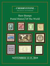 Cherrystone Auctions Worldwide Stamps and Covers