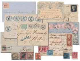Postiljonen AB International Spring Auction - Auction: #224 - #225